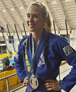 Madeleine Håkansson from Yamasaki Academy Gothenburg, Melbourne, Gothenburg, Sweden